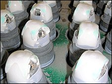 Cluster bombs have been used in Cambodia, Lebanon and Kosovo. Source: BBC News.