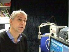Professor Andy McNaught