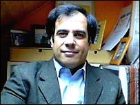 José Garibaldi, experto en cambio climático