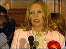 Ex-MP Helen Clark