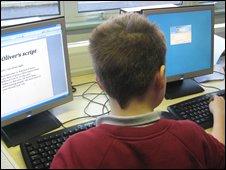 School Reporters at Whitton School