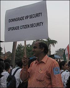 Rally in Mumbai