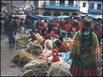 Mercado peruano