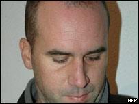 Mike Garikoitz, presunto jefe de operaciones de ETA.