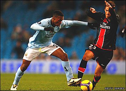 Daniel Sturridge of Manchester City