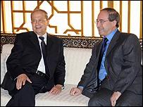 نائب وزير الخارجية السوري يستقبل عون 03-12-2008