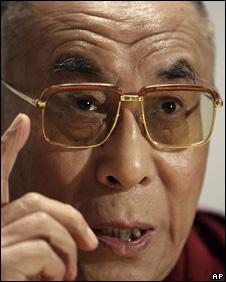 Dalai Lama (2 December 2008)