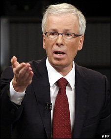 Stephane Dion (1 October 2008)
