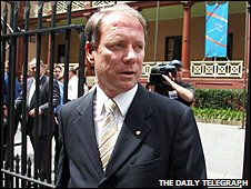 Andrew Fraser MP (Image: Daily Telegraph)