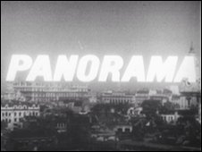 Original Panorama opening titles