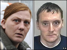 Karen Matthews and Michael Donovan