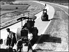 Construction of the Preston bypass
