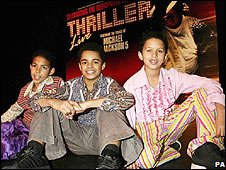 Kieran Alleyne, Layton Williams, Sterling Williams