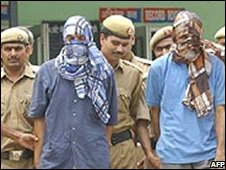 Police detain two Lashkar-e-Taiba suspects in Delhi