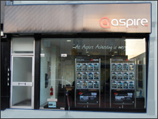 Aspire estate agent