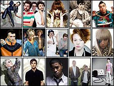 Sound of 2009 longlist artists