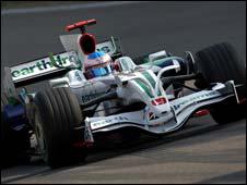 Honda Formula One car