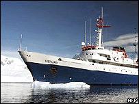 Crucero Ushuaia