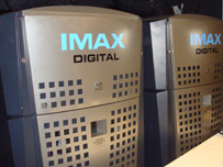 Imax Digital machines