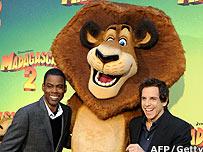 Madagascar 2 premiere
