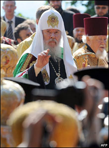 Алексий Второй, 27 июля 2007 года, Киев