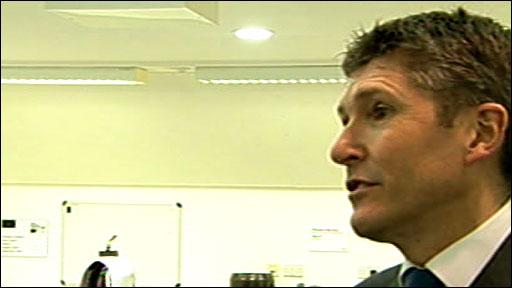The chief executive of Honda's F1 operation Nick Fry