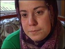 Necla, widow of Fezyullah Ete