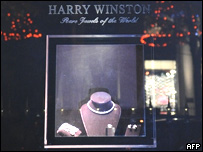 Joyer�a Harry Winston