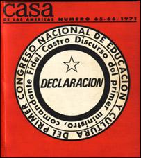 Revista Casa de las Am�ricas, N�mero 65-66 de 1971