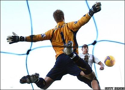 Joe Hart, Manchester City; Bobby Zamora, Fulham