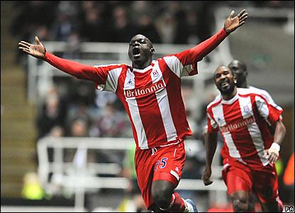 Abdoulaye Faye, Stoke City