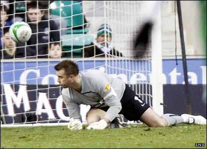 Hibernian 2-0 Celtic