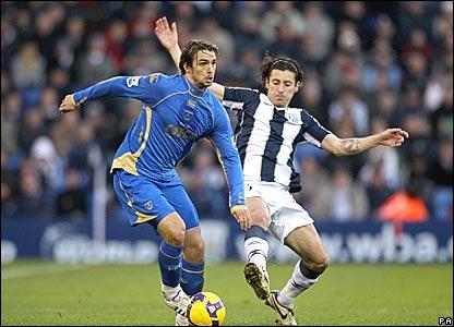 Nico Krancjar, Portsmouth; Robert Koren, West Bromwich Albion