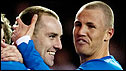 Rangers' strike force, Kris Boyd and Kenny Miller