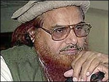Lashkar-e-Taiba founder Hafiz Mohammad Saeed