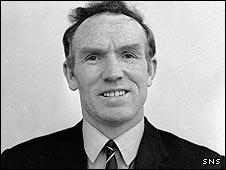 Former Hearts coach John Cumming