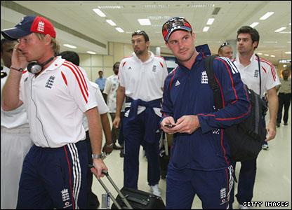 Ian Bell and Andrew Strauss