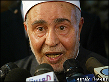 Sheikh Mohammad Sayyid Tantawi