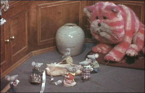 Bagpuss. Courtesy Smallfilms