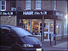 Hair Hectik in Forest Hill, south London