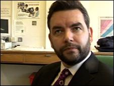 Gareth Thomas, consultant physician