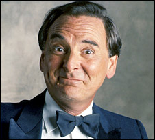 Bob Monkhouse in 1987