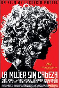 """Cartel de la película """"La mujer sin cabeza"""""""