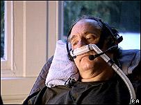 Craig Ewert, enfermo que recibió asistencia para acabar con su vida