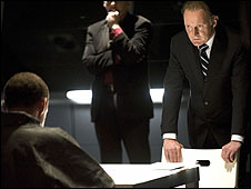 Scene from Spooks