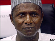 Umar Yar'Adua