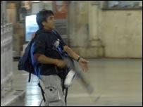 عزام أمير قصاب، أحد مهاجمي مومباي