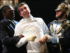 Edward Bennet as Laertes