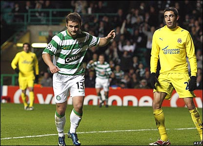 Shaun Maloney, Celtic