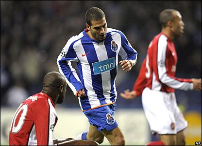 Lisandro Lopez, FC Porto